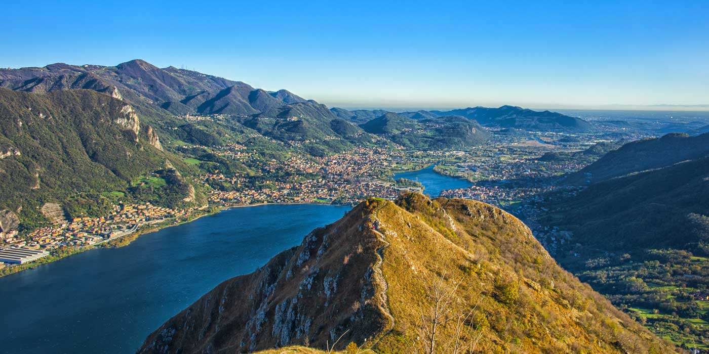 Montagne di Lombardia Magnifica Visione   Questione di Equilibrio