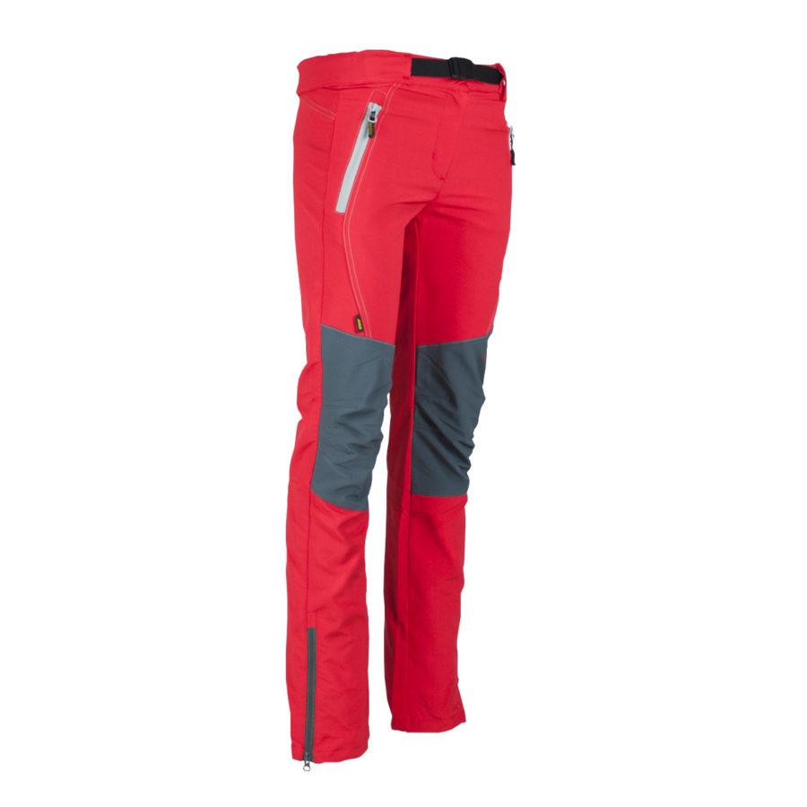 pantaloni trekking montagna Tetrix corallo