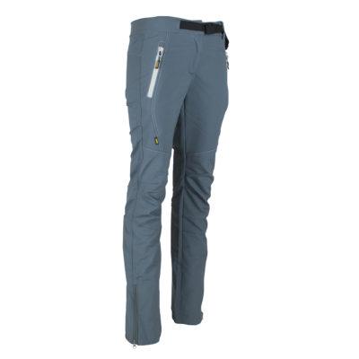 pantaloni trekking montagna Tetrix grigio
