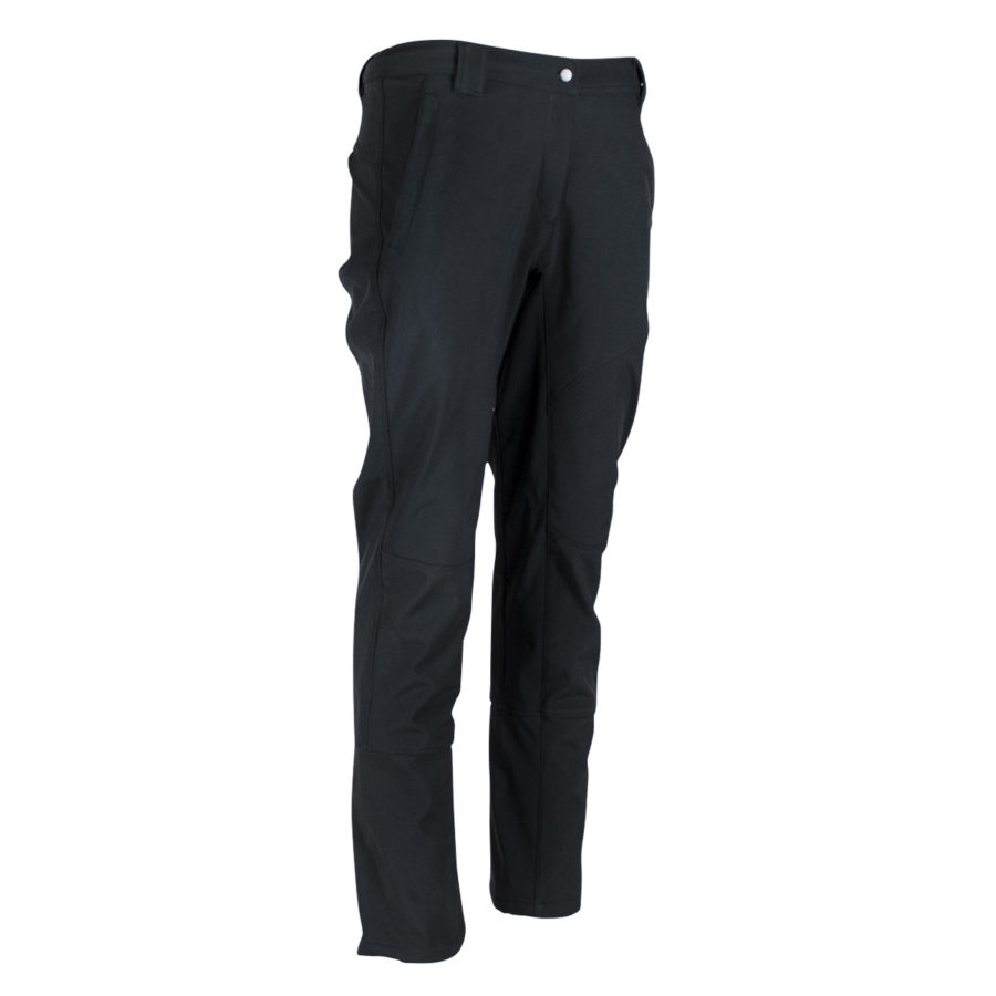 pantaloni trekking montagna Furka nero