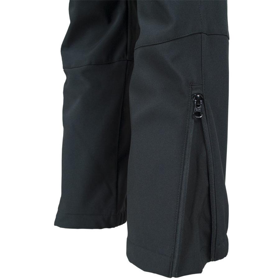 pantaloni trekking montagna Sherpa nero