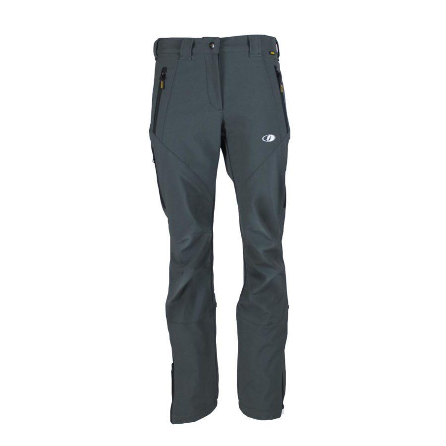pantaloni trekking montagna Sherpa grigio