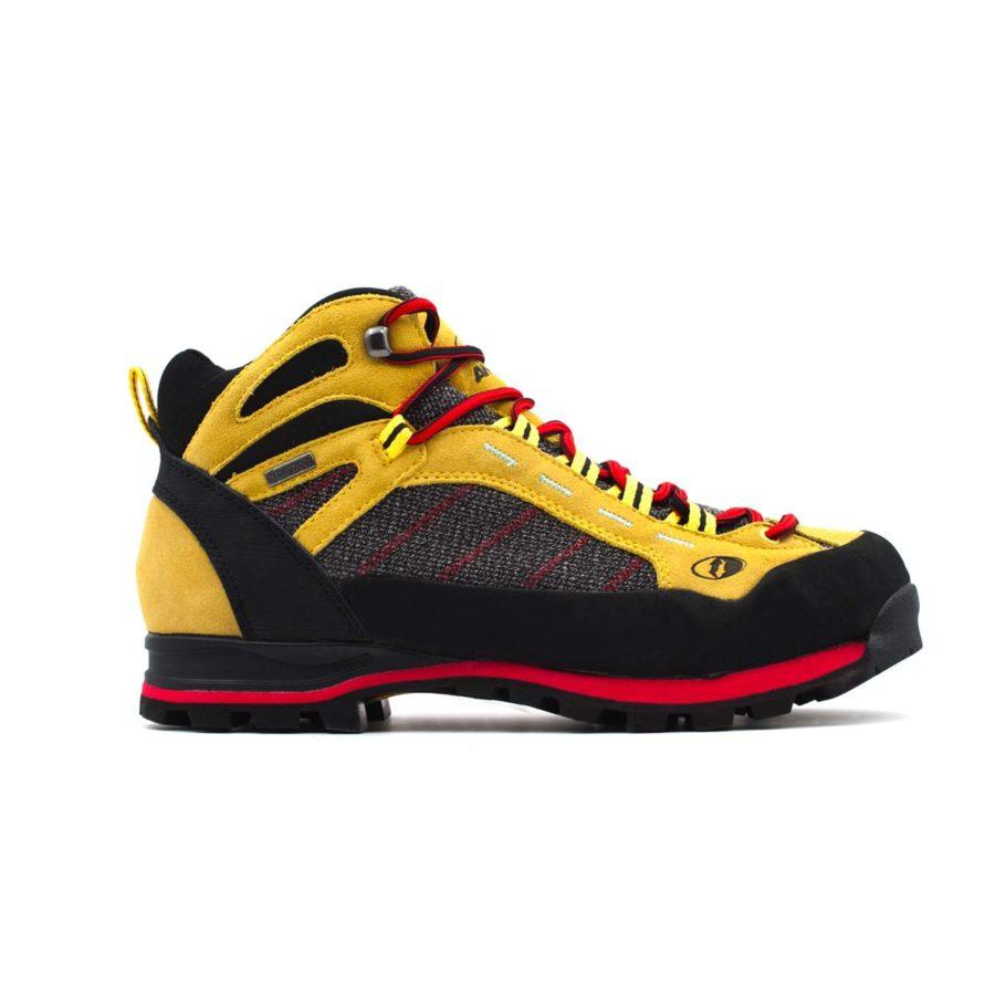 scarponi trekking Dosde giallo