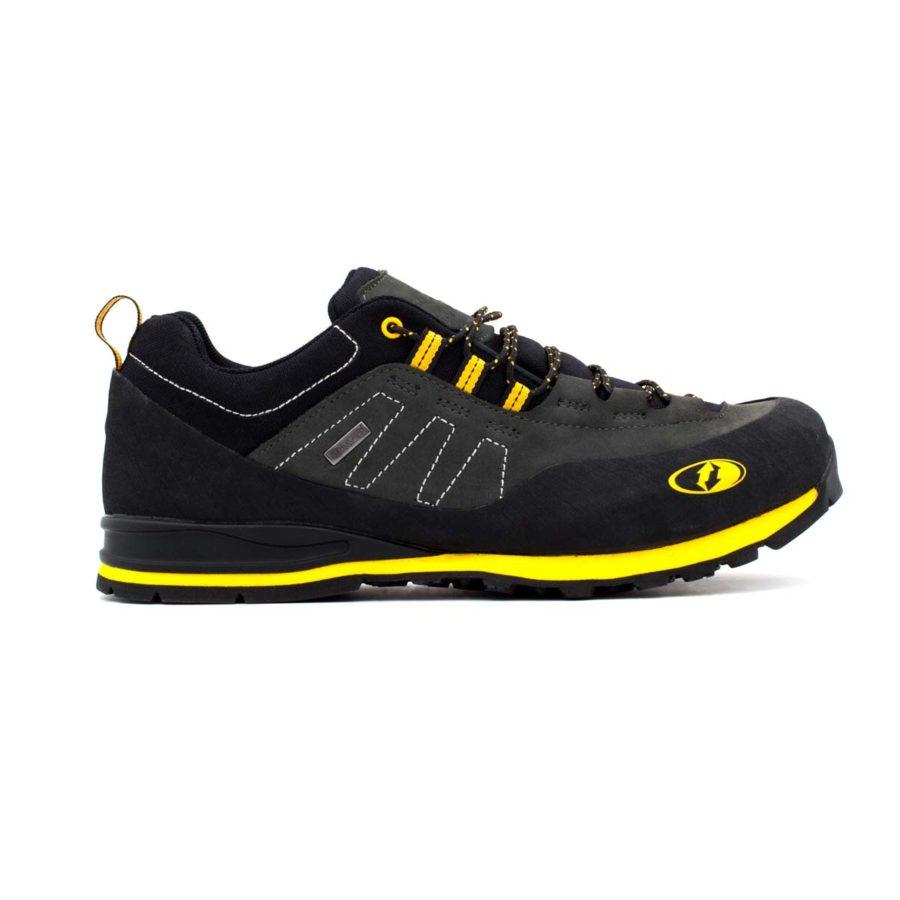 scarpe trekking Jory giallo