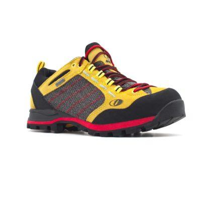 scarpe trekking Nordic giallo