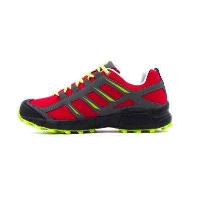 scarpe trekking Tour rosso