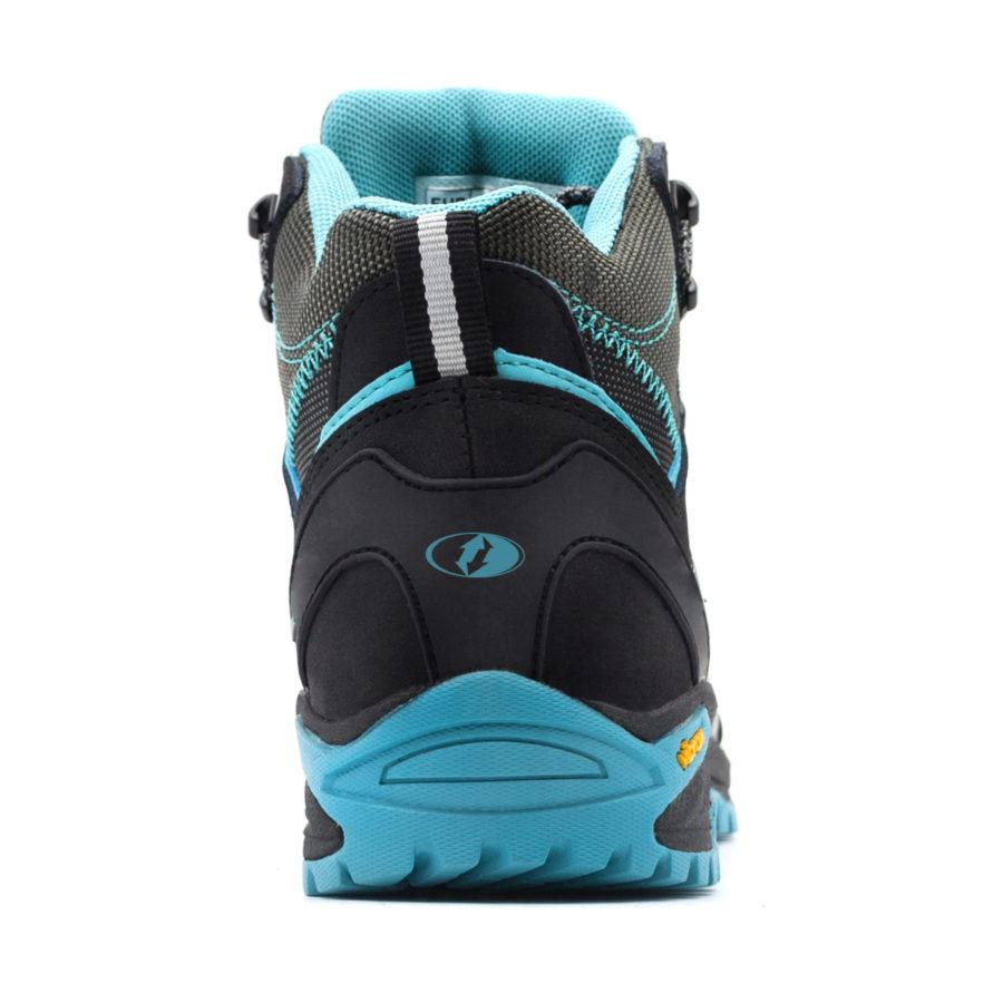 scarponi trekking Egmond nero azzurro
