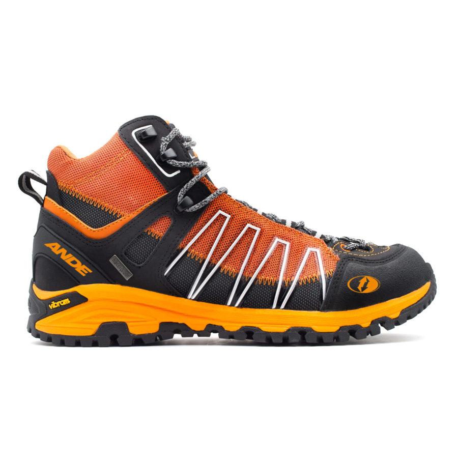 scarponi trekking Egmond arancio