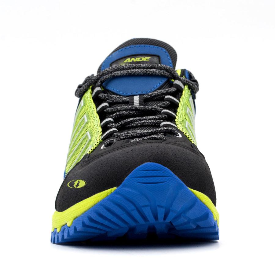 scarpe trekking Serz lime