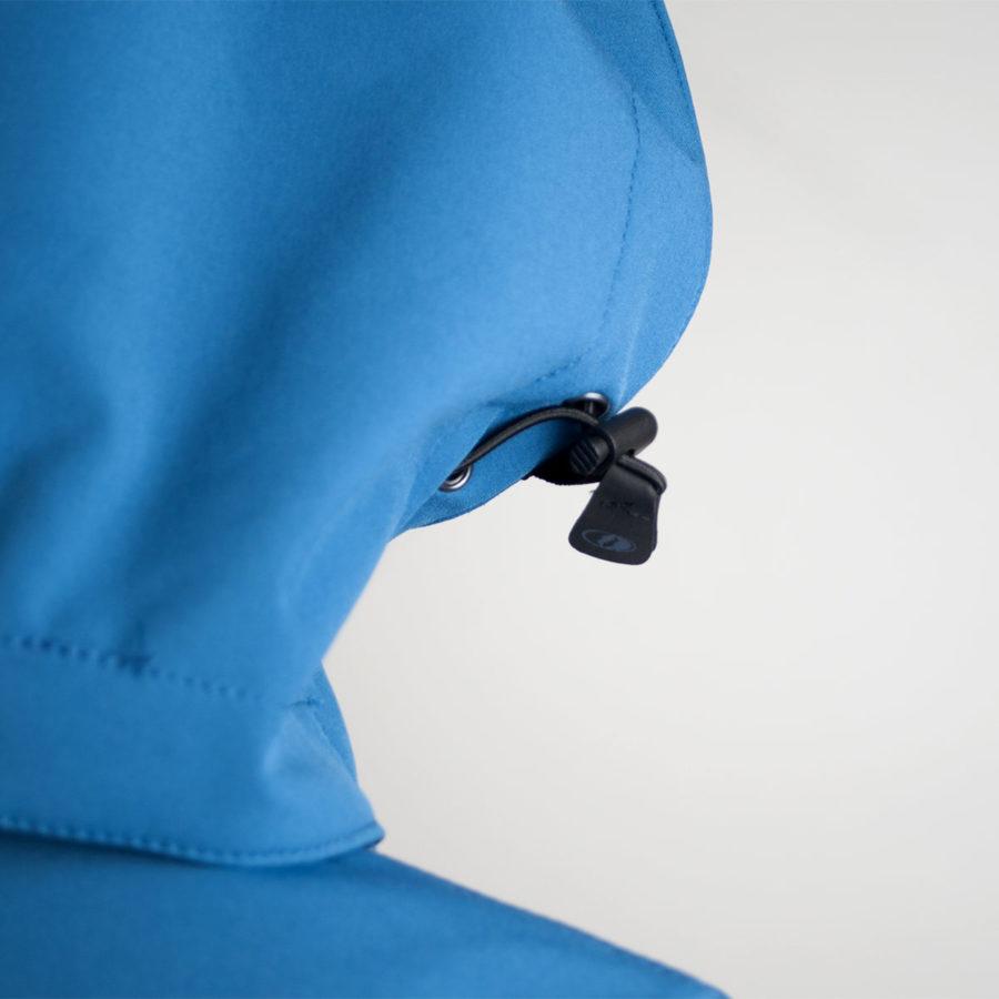 giacca softshell Contact uomo