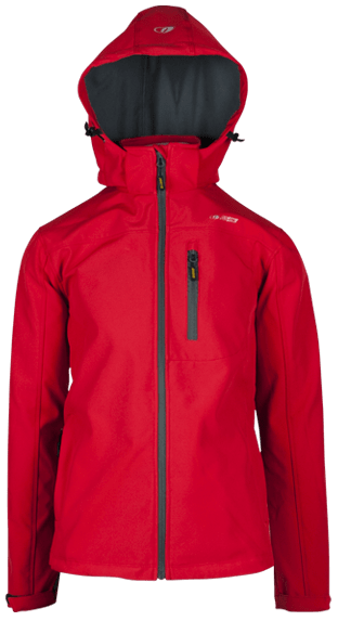 giacca softshell Contact uomo