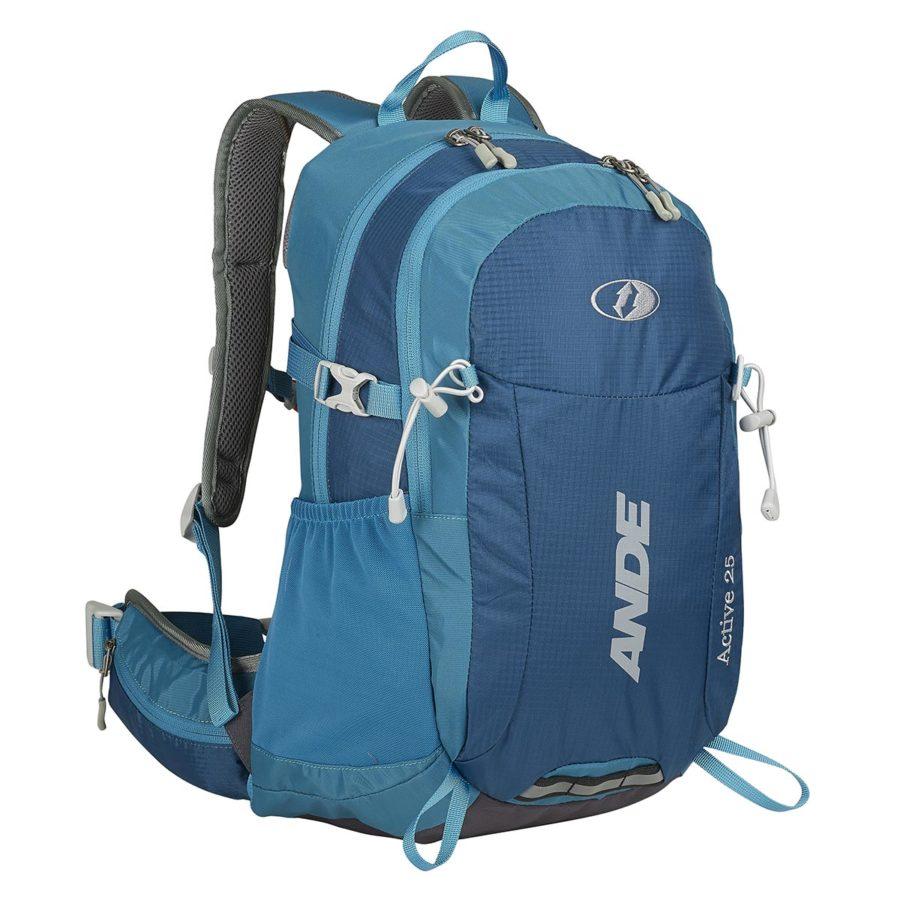 ande zaino montagna Active 25 litri azzurro