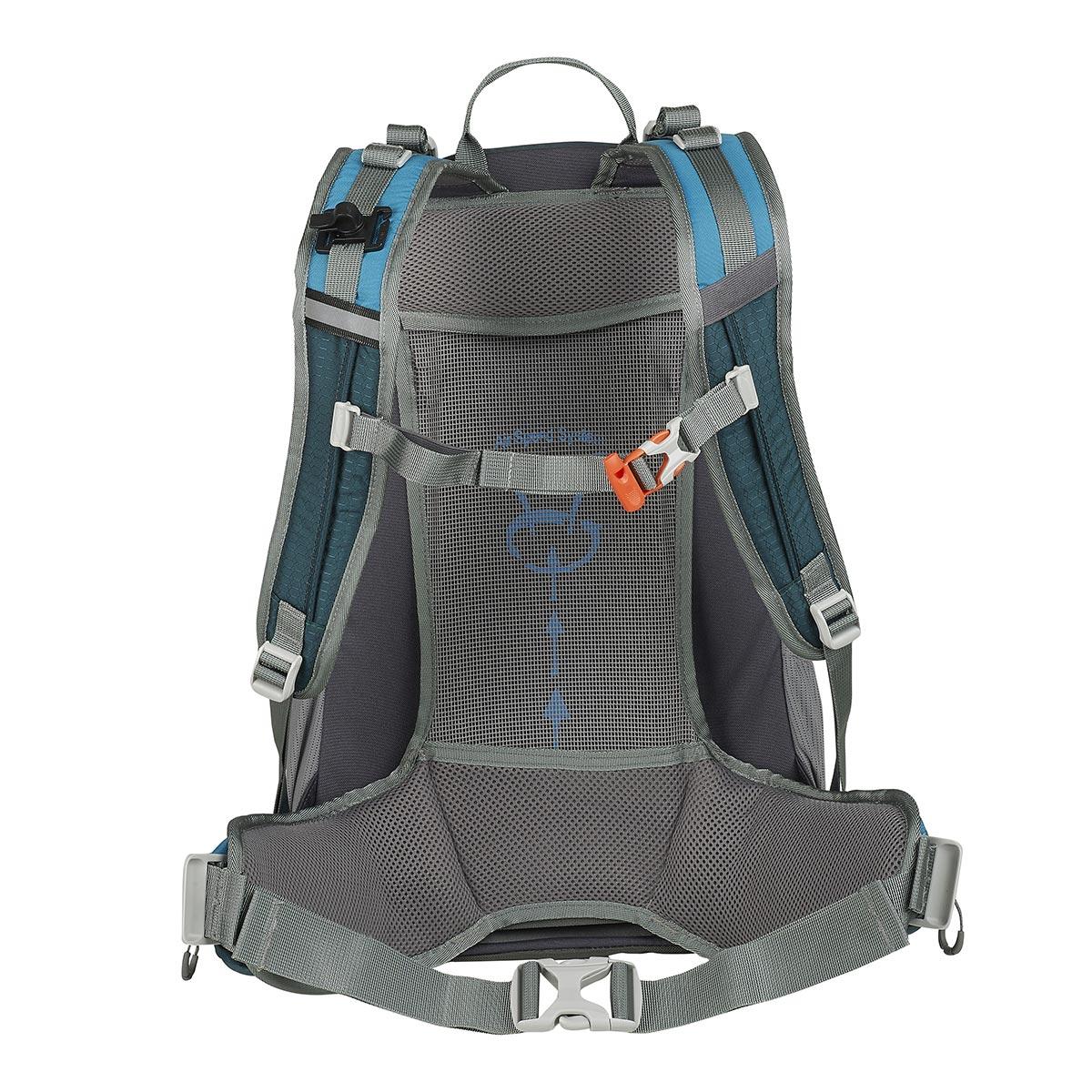 e9dfe7b99d ande zaino montagna traveller 30 litri azzurro