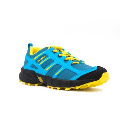 scarpe trekking Tour azzurre