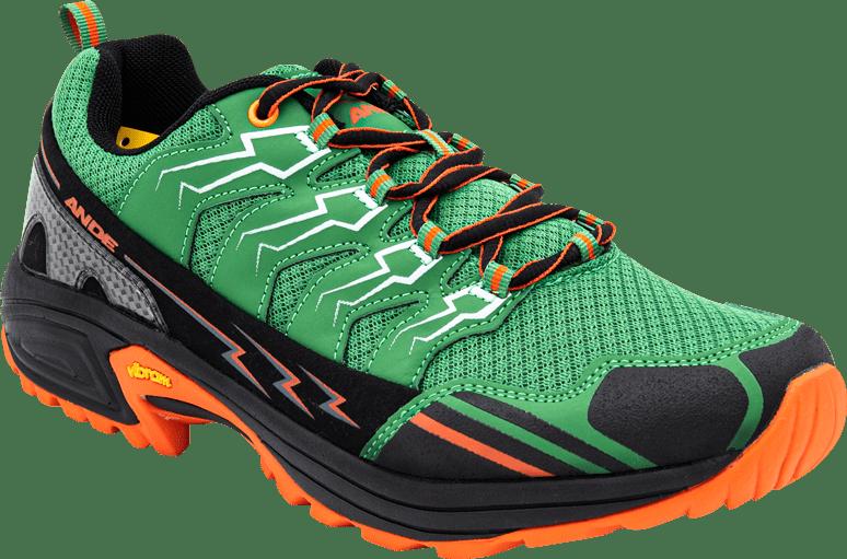 Ande abbigliamento e calzature sportive da montagna